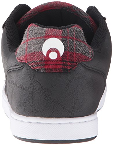 Zapatos Osiris Relic Negro-Plaid