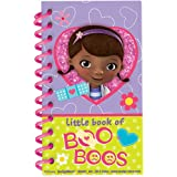 Amscan Little Book of Boo Boos Notepad Favor