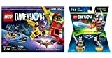lego batman 3 xbox one - LEGO Batman Movie Story Pack + Excalibur Batman Fun Pack - LEGO Dimensions - Not Machine Specific