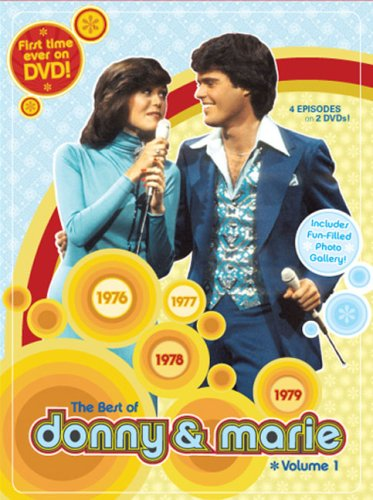 The Best of Donny and Marie: Volume 1 (Osmond Marie And Dvd Donny)