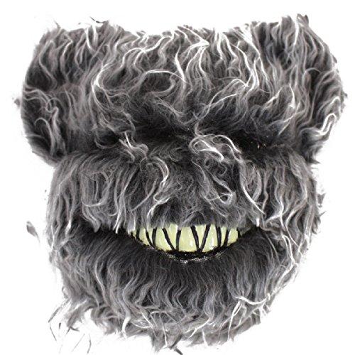 Uniton -- Shapeshifter Bear of the Shadows Mask -- Gray (Costume Accessory)