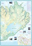 Iceland Travel Reference Map 1:400,000- 2015