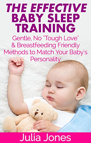 Effective Baby Sleep Training Breastfeeding Friendly ebook product image
