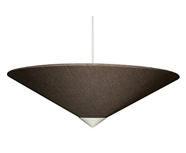 Chocolate coolie uplighter light shade amazon lighting chocolate coolie uplighter light shade mozeypictures Images