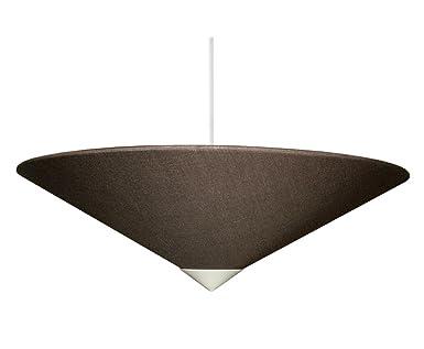 Chocolate coolie uplighter light shade amazon lighting chocolate coolie uplighter light shade aloadofball Gallery