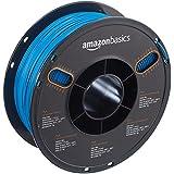 AmazonBasics PLA 3D Printer Filament, 1.75mm, Blue, 1 kg Spool
