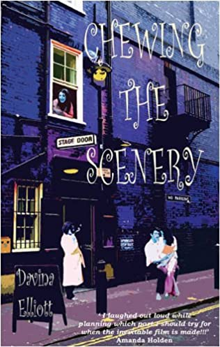 book cover of Chewing the Scenery