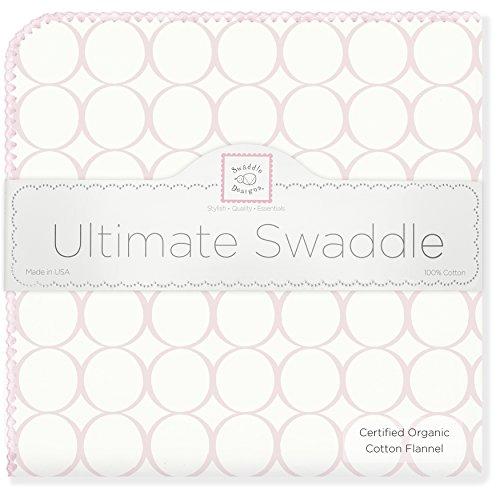 SwaddleDesigns Organic Ultimate Swaddle Blanket
