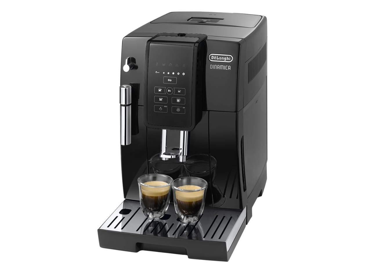 Delonghi ECAM 353.15.B Dinamica - Cafetera automática, 1450 ...
