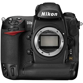 Nikon D3 X 24.5MP FX CMOS Digital SLR with 3.0-Inch LCD (Body Only) (Discontinued by Manufacturer)