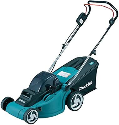 Makita dlm380pf4 18 V Twin cortacésped - azul/negro: Amazon.es ...