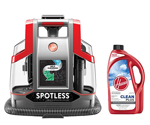 Hoover Spot Cleaner + Cleanplus Concentrated Solution Bundle by Hoover
