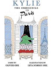 Kylie the Crocodile in Paris, 1