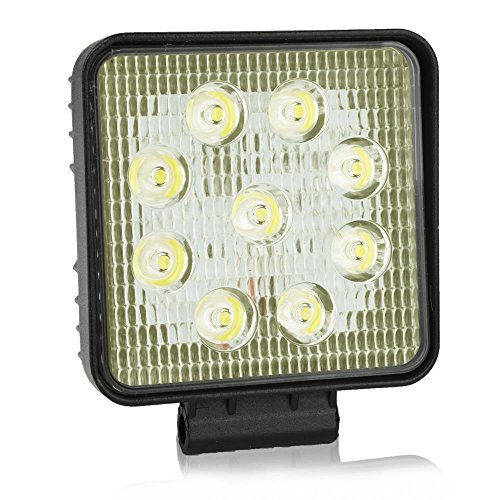 Pyle PLEDSQ27 Lamp Spot Light
