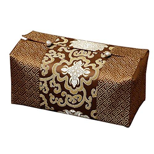 Sujetadores decorativos del papel de tejido de la cubierta del tejido de la buena suerte del estilo chino, NO.3