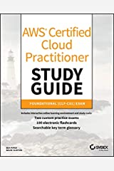 AWS Certified Cloud Practitioner Study Guide: CLF-C01 Exam Kindle Edition