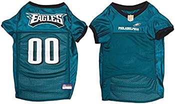 Nfl Pet Jersey. - Football Licensed Dog Jersey. - 32 Nfl Teams Available. - Comes In 6 Sizes. - Football Pet Jersey. - Sports Mesh Jersey. - Dog Jersey Outfit. - Nfl Dog Jersey 7