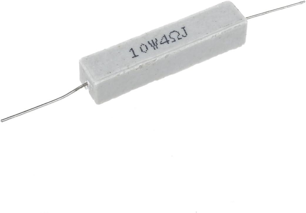 Axial-Neuf 29,4 kOhm 1/% 10 x métal couche résistance