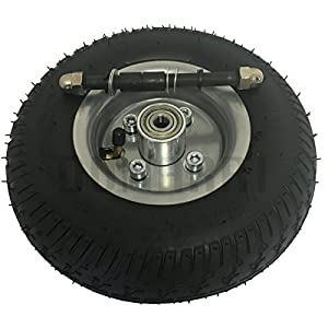 Razor Front Wheel/Tire Assembly 2.80/2.50-4 Size (E300) V40+