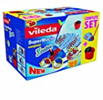 Vileda Supermocio 3 Action Mop and Bu...