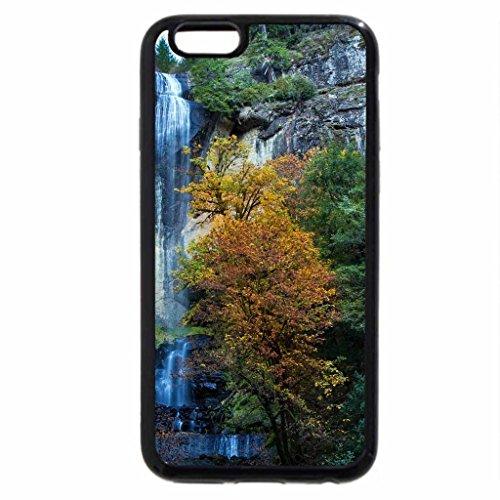 iPhone 6S Plus Case, iPhone 6 Plus Case, Fall Silver Falls