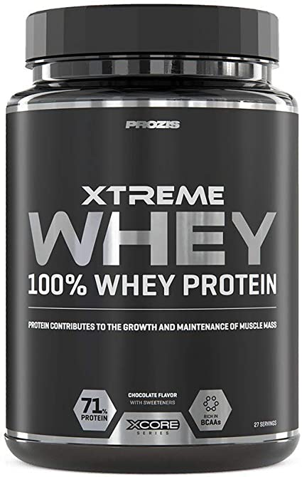 Xcore Nutrition Xtreme Whey, Sabor Chocolate - 900 gr