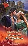 Les mariés des Highlands par Elizabeth