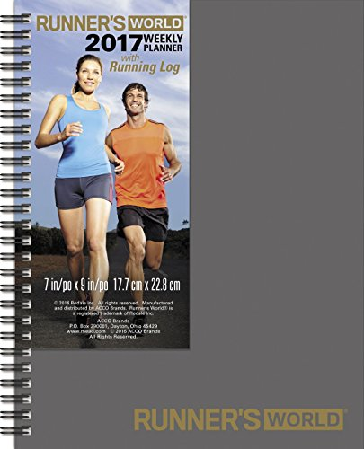 Runner's World Weekly and Monthly Planner (2017)