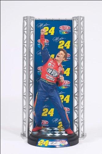 McFarlane Toys NASCAR Series 1 Action Figure Jeff Gordon