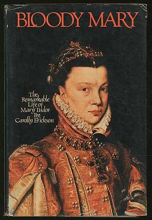 book cover of Bloody Mary
