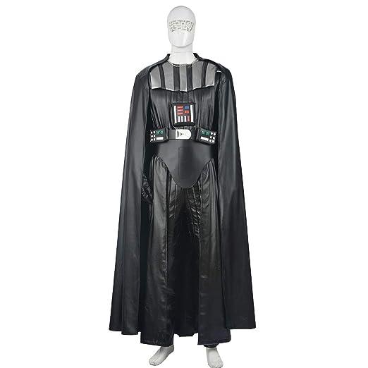 BGHKFF Star Wars Sith Disfraz Cosplay De Superhéroe Ropa De ...
