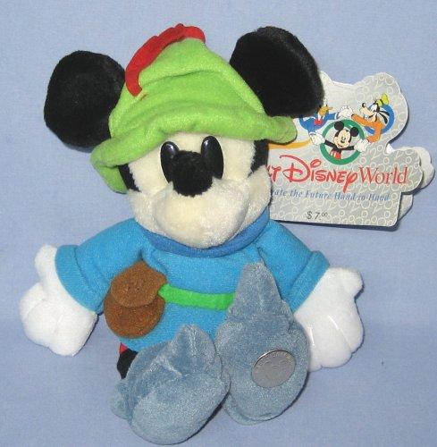 The Brave Little Tailor Mickey Millenium Bean Bag 9