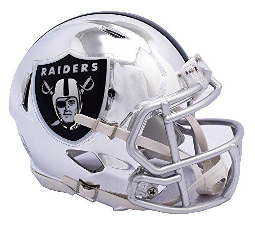 Buy oakland raiders speed mini helmet