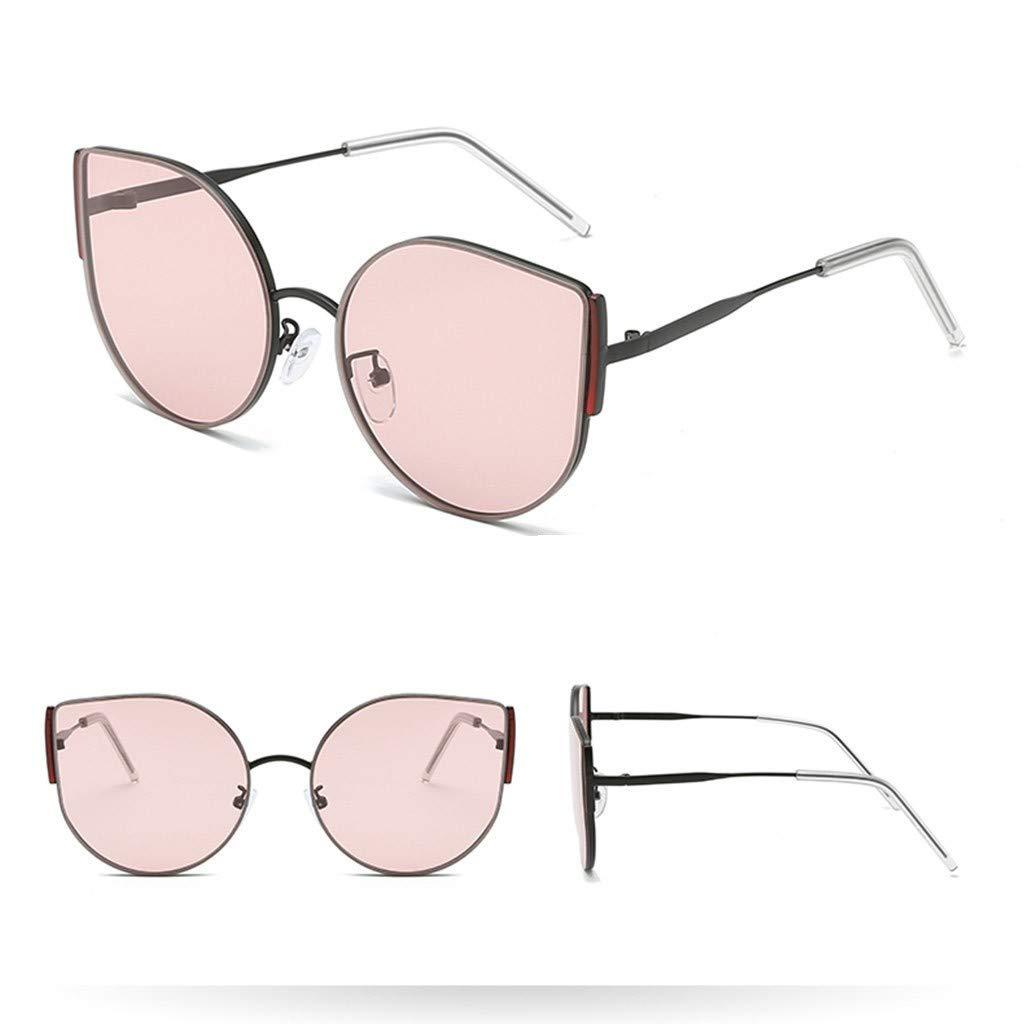 Sunglasses Fashion Man Women Irregular Frame Sunglasses Glasses Vintage Retro Style
