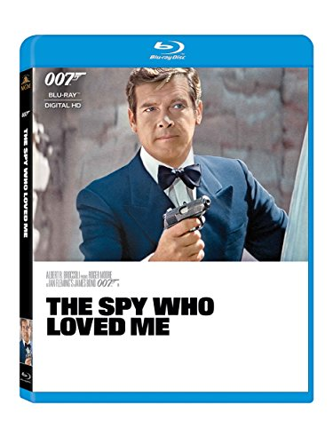 Spy Who Loved Me, The Blu-ray