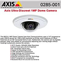 Axis - 0285-001 M3014 Fixed Dome Network Camera