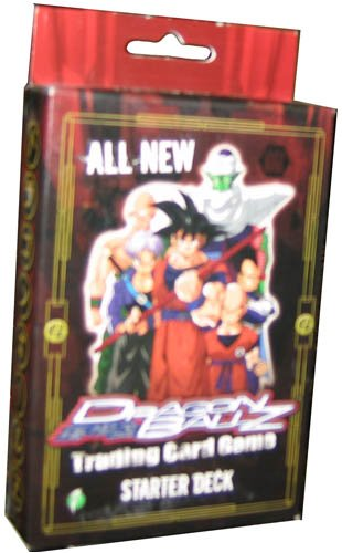 Dragonball Z Score Trading Card Game New Game Version - Trading Dragon Cards