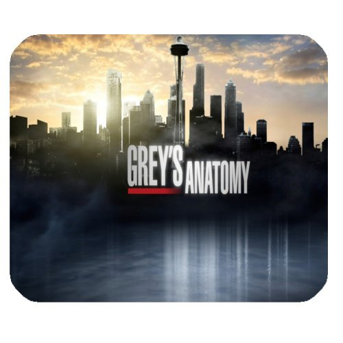 Hipster Funny Doctor Mouse Pad   Greys Anatomy Rectangle Non Slip Rubber Mouse Pad Mousepad Mat
