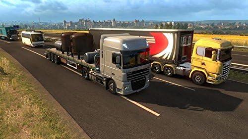 Astragon Euro Truck Simulator 2: Vive la France, PC Básico PC Alemán - Juego (PC, Básico, PC, Simulación, Alemán, SCS Software, 05.12.2016): Amazon.es: Videojuegos