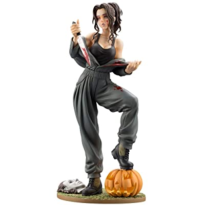 Halloween Michael Myers BISHOUJO Statue: Toys & Games