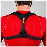 #2: VOELUX Adjustable Figure 8 Back Posture Corrector & Clavicle Brace