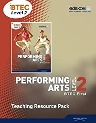 BTEC Level 2 First Performing Arts Teacher Resource Pack with CD-ROM (Level 2 BTEC First Performing Arts)