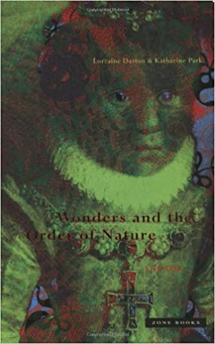Amazoncom Wonders And The Order Of Nature 1150 1750