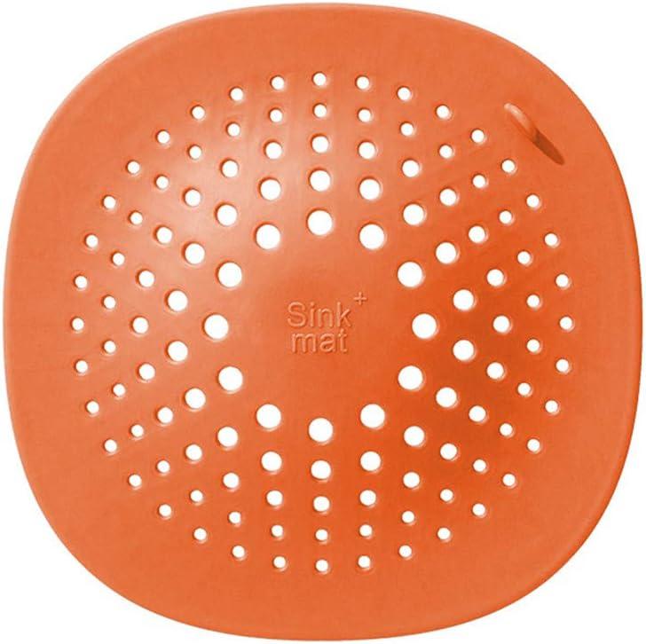 HAODEE sink strainer bath plug sink plug strainer hair catcher hair catcher for showers plug hole hair catcher sink plugs sink strainer for kitchen gray