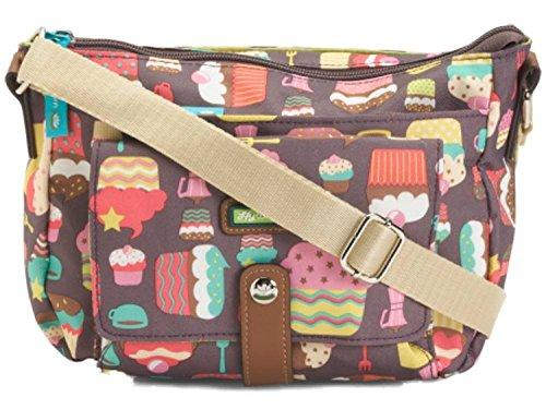 Bloom Delight Cupcake Cristina Crossbody Lily vwdqaTxT