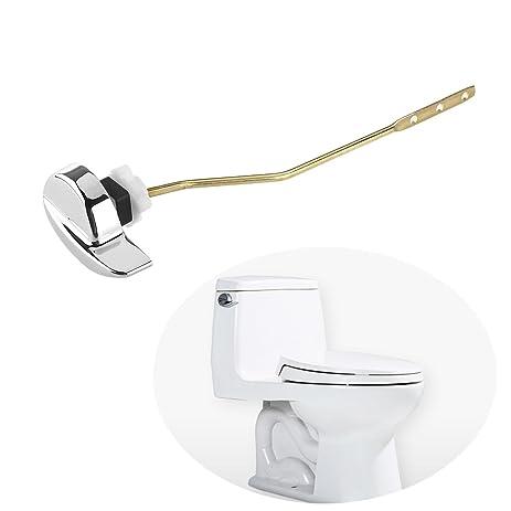 OULII Side Mount Toilet Flush Lever Handle For TOTO Kohler Tank