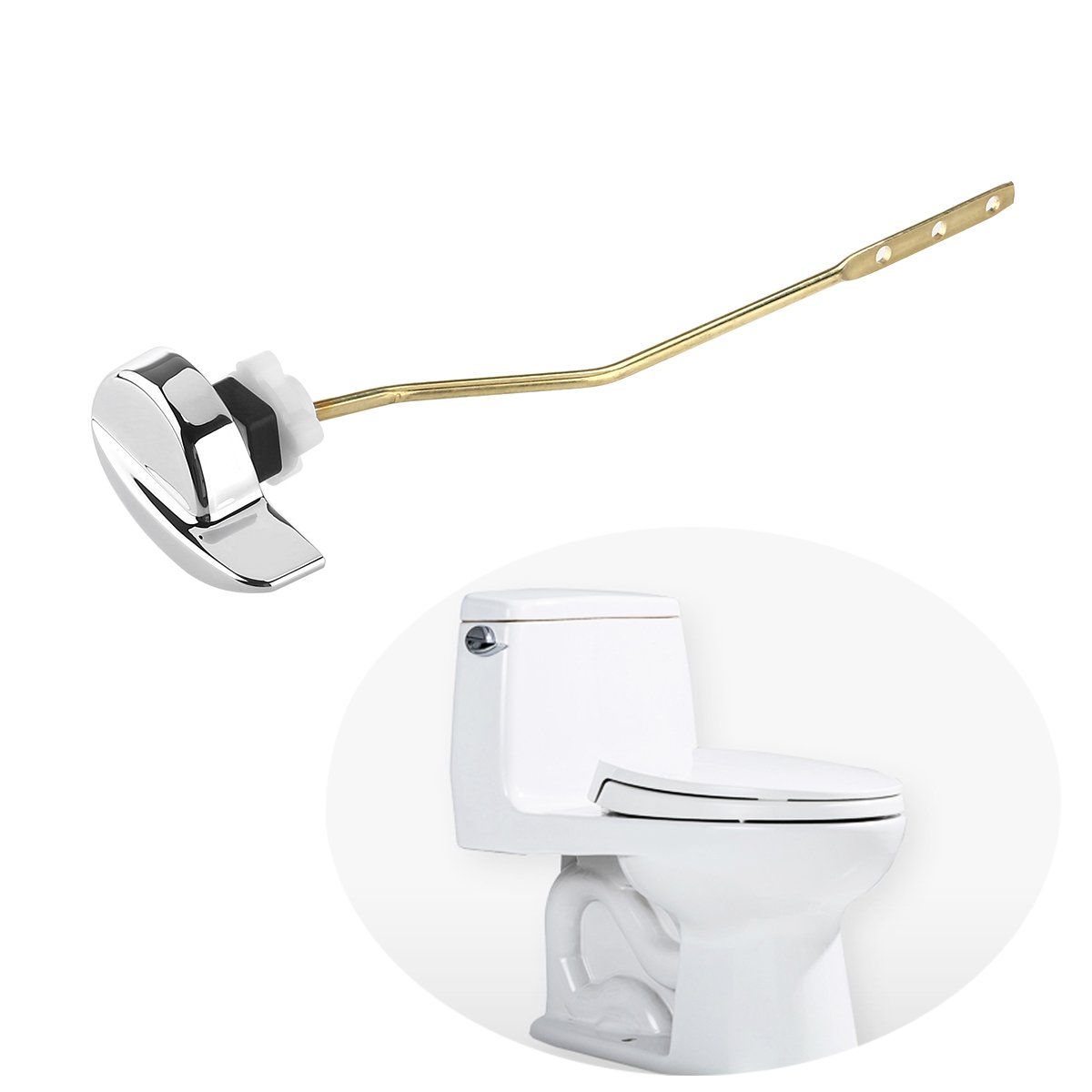 Best Rated in Toilet Trip Levers & Helpful Customer Reviews - Amazon.com