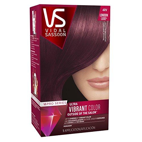 Amazon.com : Vidal Sassoon Pro Series London Luxe Hair Color Kit ...