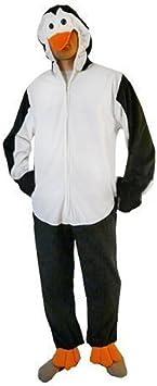 Ikumaal J35 Disfraz de pingüino, XL, para Hombres y Mujeres ...