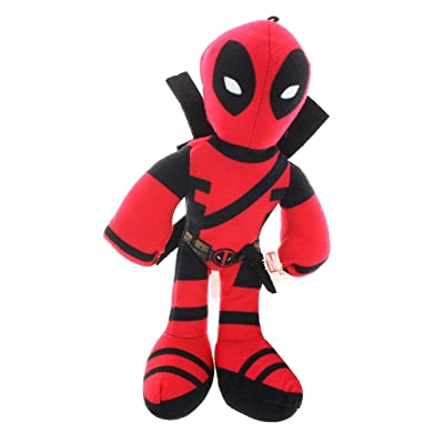 "Deadpool 9"" Plush: Toys & Games"